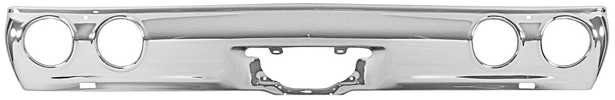 Bumper, Rear, 1971-72 Chevelle