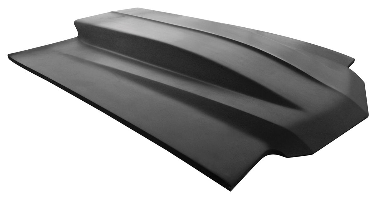 Hood, Fiberglass, 1968-69 Chevelle/El Camino, 4 Inch Cowl Induction