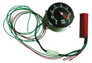 Conversion Kit, Tachometer, 1968 Chevelle/El Camino, In-Dash