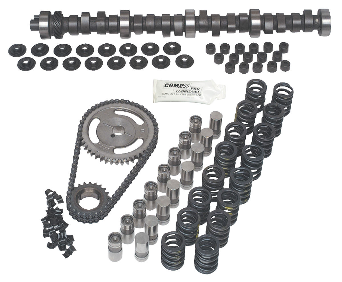 Camshaft, Comp Cams Xtreme Energy, K-Kit XE274H, Pontiac V8, Hyd Flat Tappet