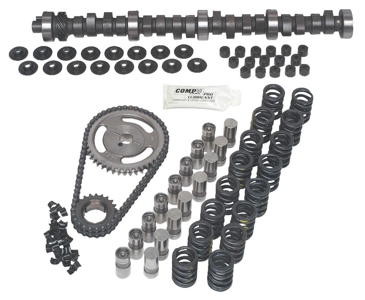 Camshaft, Comp Cams Xtreme Energy, K-Kit XR264HR, Pontiac V8, Hyd Roller
