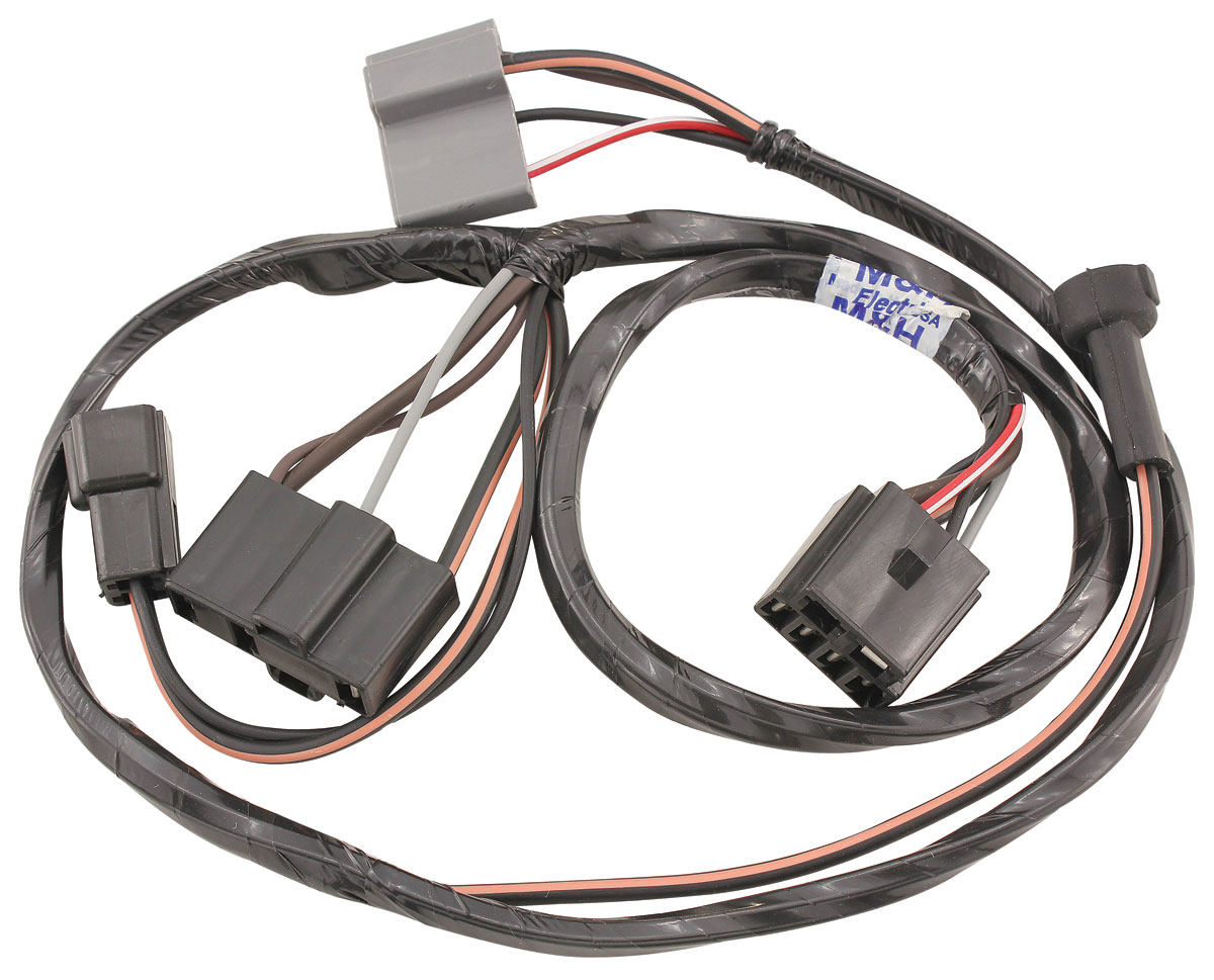 Wiring Harness, Air Conditioning, 1966-67 GTO/Lemans/Tempest @ OPGI.comOriginal Parts Group