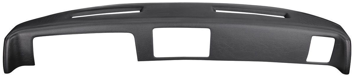 Dash Pad Outer Shell, 1978-80 w/Side Speakers