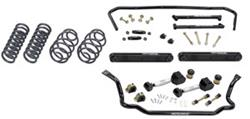 Suspension, Hotchkis TVS, Stage 1, 1967 A-Body, Small Block, Extreme