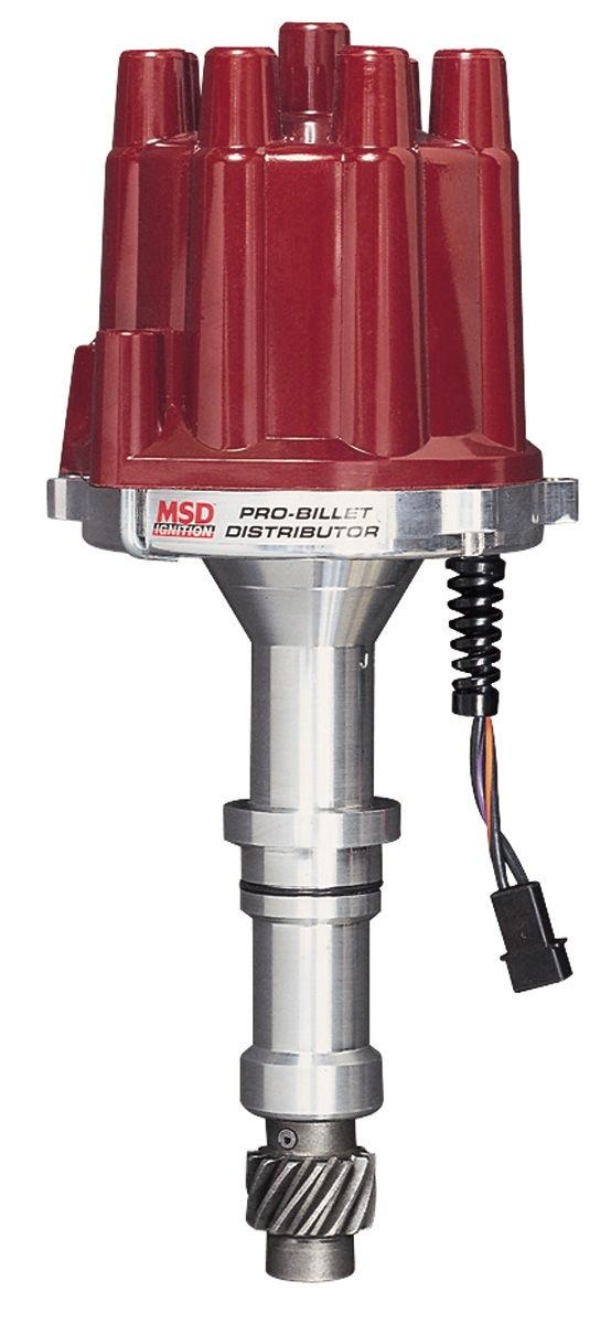 Distributor, MSD, Pro-Billet, Olds V8 350-455