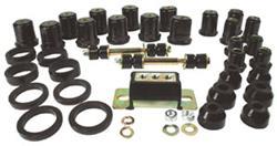 Bushing Kit, Polyurethane, 1967-72 GTO, w/ Round Front Lower Control Arm