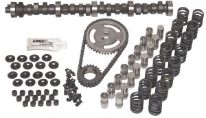 Camshaft, Comp Cams Xtreme Energy, K-Kit XE284H, Chevy BB, Hyd Flat Tappet