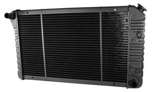 Radiator, 1980-88 G-Body, V8, AT, 3-Row, 2-3/4