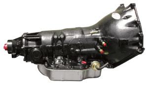 Transmission, BOP TH350, Art Carr, w/ 12