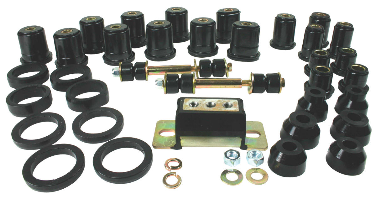Bushing Kit, Polyurethane, 1978-87 Chevrolet