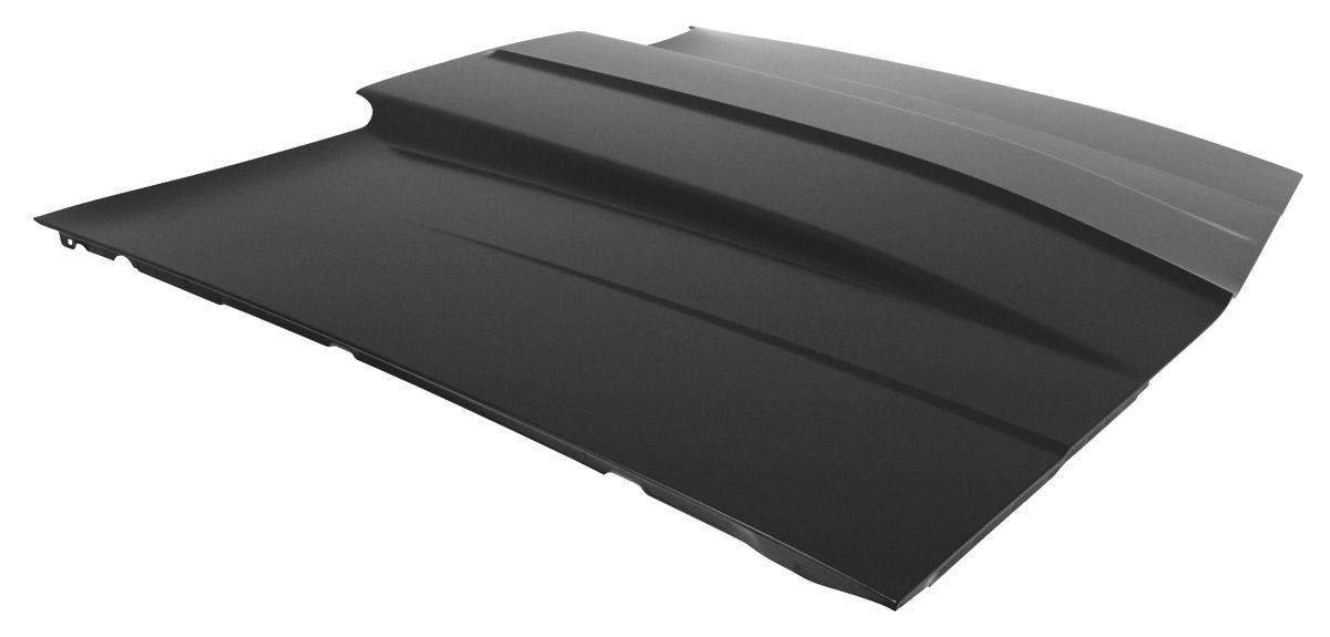 Hood, Steel, 1978-87 El Camino/1978-83 Malibu, 2 Inch Cowl Induction
